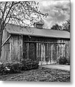 Holland Barn 2140b Metal Print