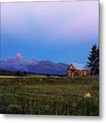 Hollingshead Ranch Metal Print