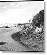 Holly Beach Now Wildwood New Jersey 1907 Vintage Photograph Metal Print