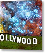 Hollywood 2 - Home Of The Stars By Sharon Cummings Metal Print