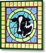 Holstein 4 Metal Print