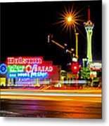 Holsum Las Vegas II Metal Print by Kip Krause
