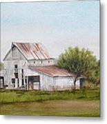 Holt Barn Metal Print