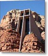 Holy Cross Church Metal Print