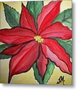 Holy Flower Metal Print