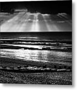 Holy Light Metal Print