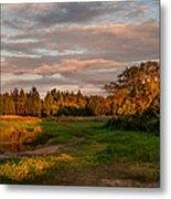 Holy Place. Karelia Metal Print