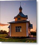 Holy Source 4. Karelia Metal Print