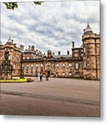 Holyrood Palace Metal Print