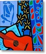 Homage To Matisse I  Metal Print