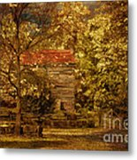 Home For Thanksgiving Metal Print
