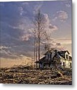 Home Forgotten Metal Print