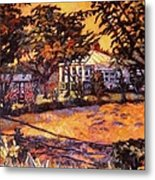 Home In Christiansburg Metal Print