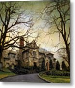 Home On A Hill Metal Print