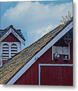 Home To Roost Metal Print