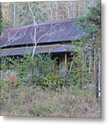 Homes With History Metal Print