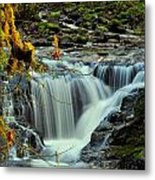 Homestead Falls Metal Print