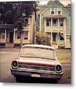 Hometown Usa Metal Print