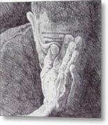 Homo Sapiens II Metal Print by Mike Walrath