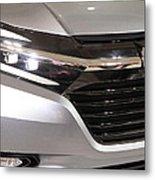 Honda Closeup Metal Print