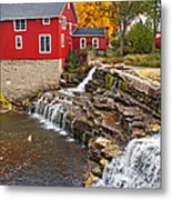 Honeoye Falls 1 Metal Print