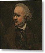 Honore Daumier Metal Print