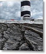 Hook Head Lighthouse Metal Print