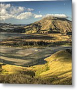 Hoopers Inlet And Cape Saunders New Metal Print