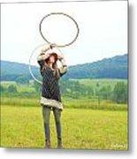 Hooping Rw2k14 Metal Print