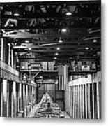 Hoover Dam Generators Metal Print