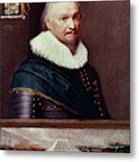 Horace Vere (1565-1635) Metal Print