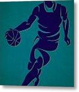 Hornets Basketball Player3 Metal Print