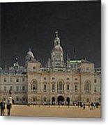 Horse Guards Parade Metal Print