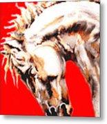 E   P   I   C   U   S    In Red Metal Print