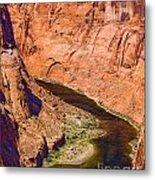 Horseshoe Canyon Metal Print