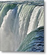 Horseshoe Falls Metal Print