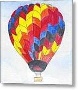 Hot Air Balloon 05 Metal Print