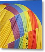 Hot Air Ballooning 2am-110966 Metal Print