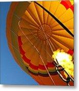 Hot Air Ballooning 2am-29241 Metal Print