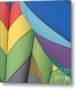 Hot Air Balloons 3 Metal Print