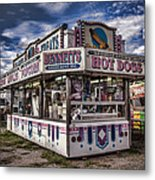 Hot Dogs Metal Print