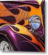 Hot Ford Metal Print