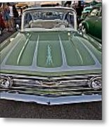 Hot Rod Chevy Metal Print by Merrick Imagery