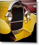 Hot Rod Fords Metal Print