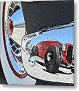 Hot Rod Reflecton  Metal Print