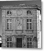 Hotel De Brantes - Avignon France Metal Print