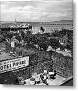 Hotel Pierre Dun Laoghaire 1958 Metal Print