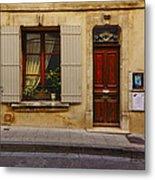 House Arles France Dsc01781  Metal Print