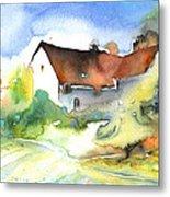 House In Germany Metal Print