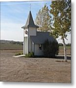 House Of The Lord Metal Print